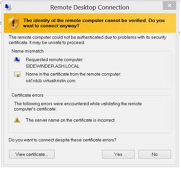 Windows 2012 R2 – How to Create a (Mostly) Seamless Logon