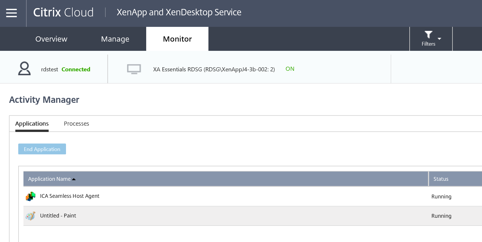 Test-Driving XenApp Essentials – RDS Gurus